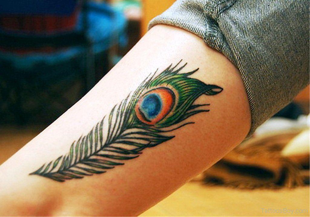 15 Glamorous Peacock Feather Tattoo Designs 2018 Peacock
