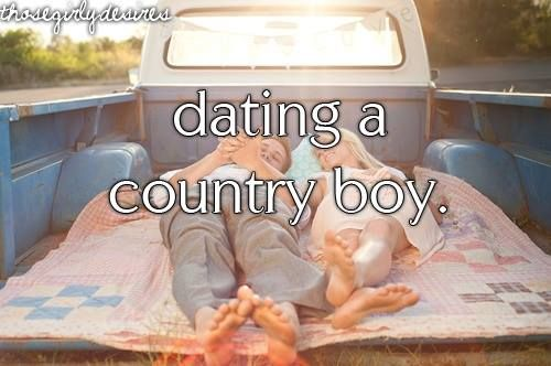 Songs about dating a country boy