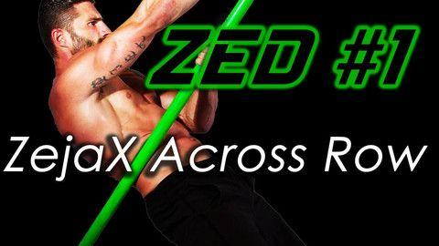 ZED #1 Zejax Across Row Bodyweight Training Revolution | Zejax