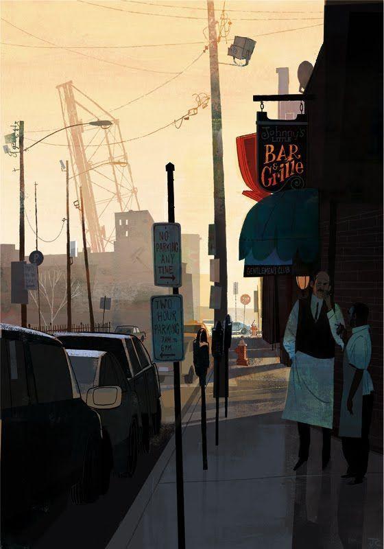 Illustration by Jamey Christoph