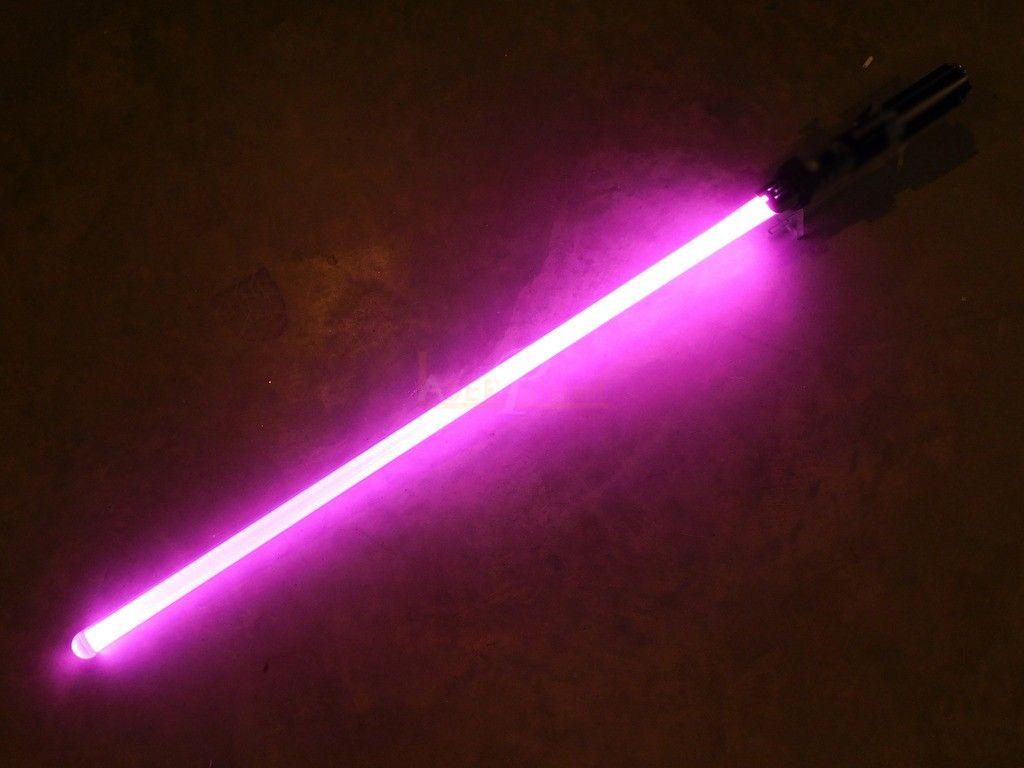 Epée lumineuse star wars sabre laser lightsaber cosplay deguisement accessoire