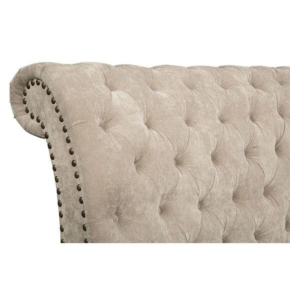 Ella Upholstered Bed Value City Furniture and Mattresses