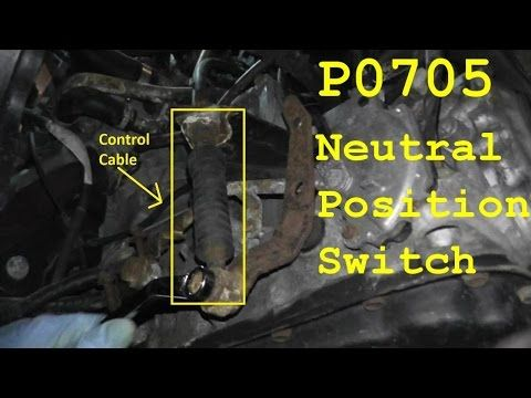 How To Test And Replace The Neutral Safety Swtich Inhibitor