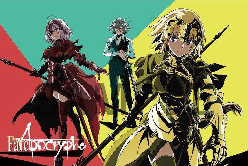 Fate/Apocrypha AnimeJapan 2019 Illustration grandorder