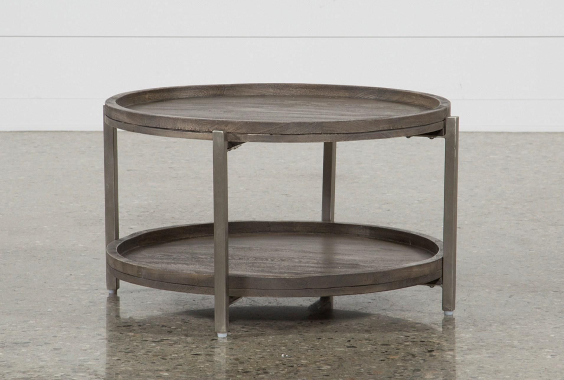Swell Round Coffee Table With Images Round Coffee Table