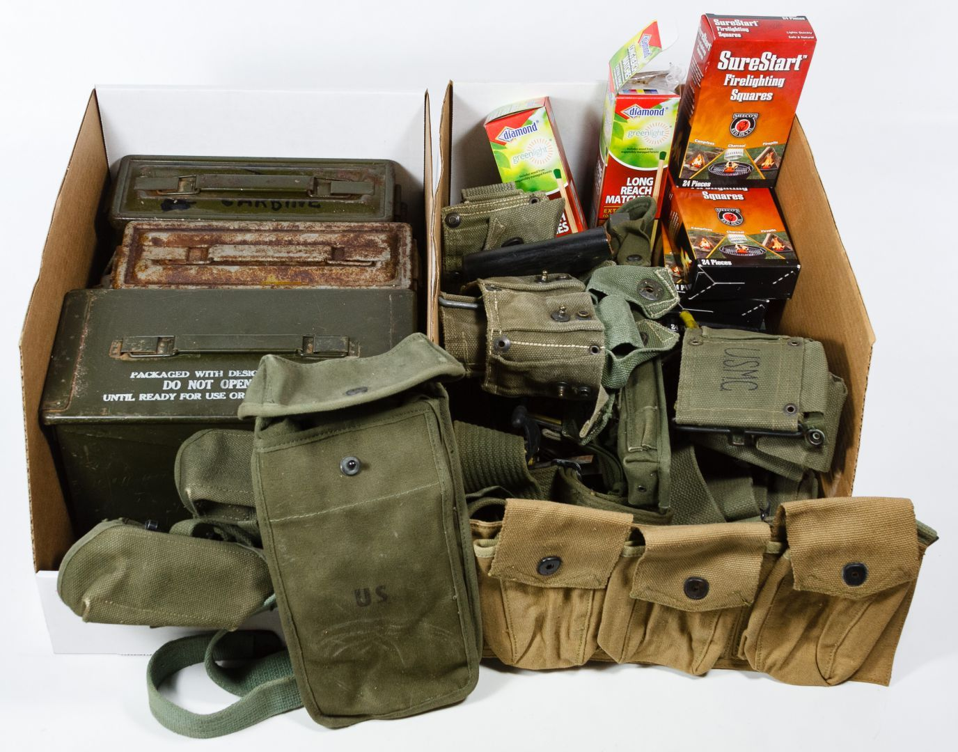 Lot 496 World War I to Vietnam Era Military Assortment