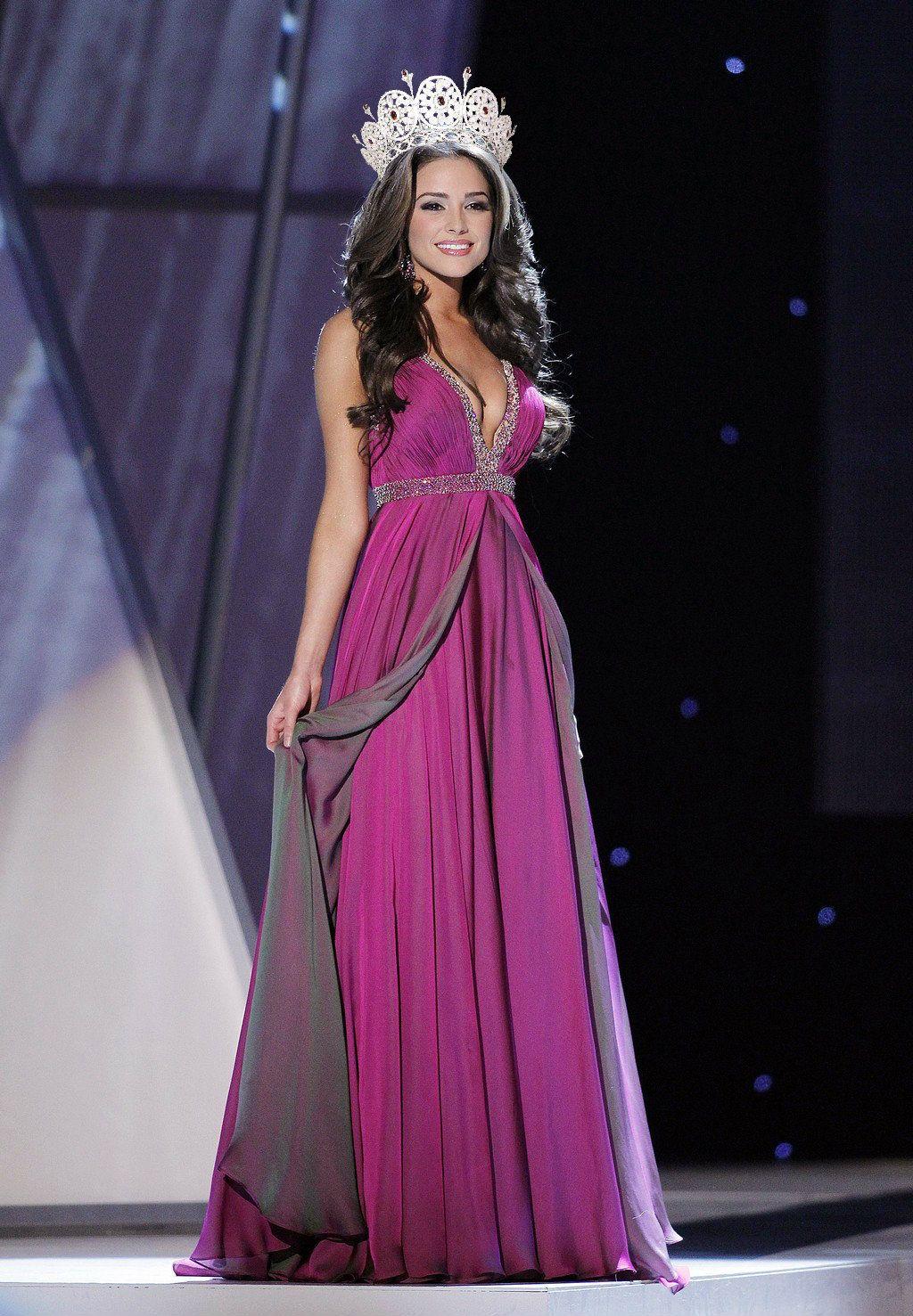 Miss Universe güzellik yarışmasının galibi Olivia Culpo | Hair ...