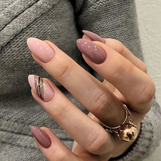 Photo of Classic And Beautiful Almond Nails Suitable For Both Spring And Summer – Page 2 of 8 – Vida Joven