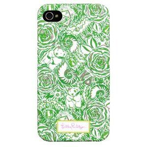 Wish I had this in college! Lilly Pulitzer iPhone 4/4S Cover - Kappa Delta