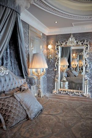 Oct 13 All About Vintage Romantic Style | Bernies | Bedroom ...