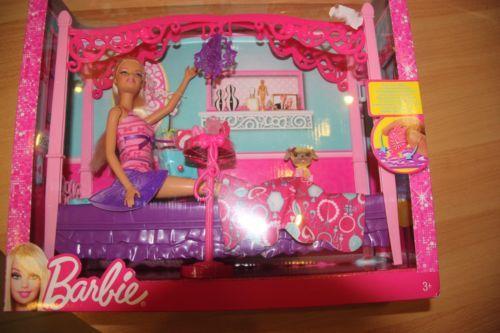 Barbie chambre à coucher - slaapkamer - NEUF