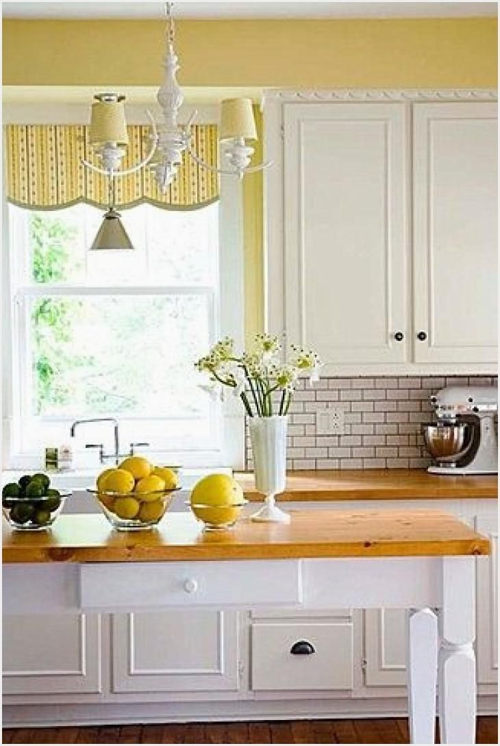 Yellow Kitchen White Cabinets Ideas In 2020 Yellow Kitchen Designs Yellow Kitchen Walls Kitchen Design