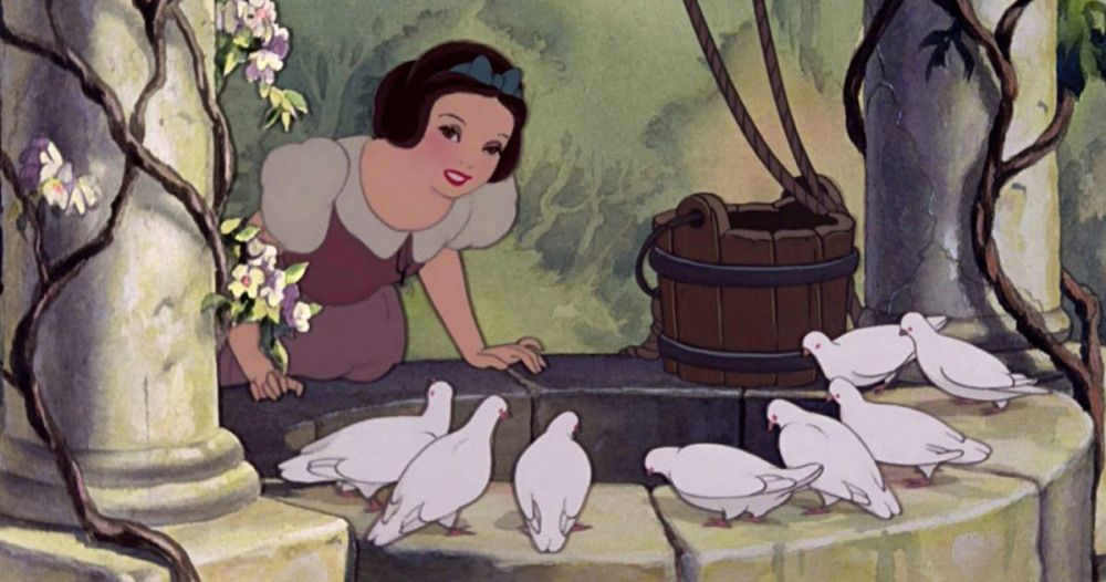 """""""I'm wishing for the one I love, to find me today."""" – Snow White and the Seven Dwarfs"""
