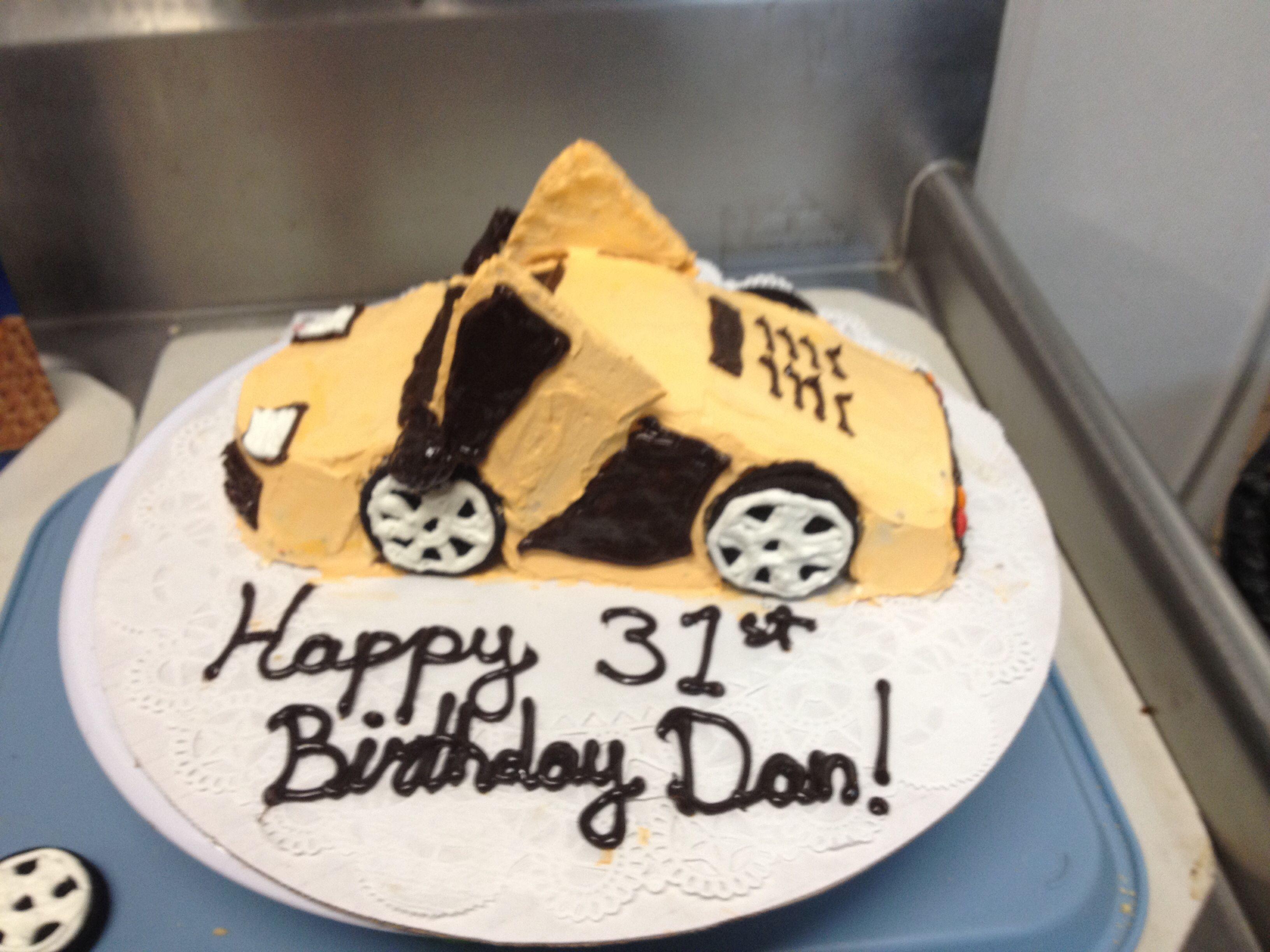 Lamborghini cake with graham cracker suicide doors. & Lamborghini cake with graham cracker suicide doors. | Ice cream ... pezcame.com