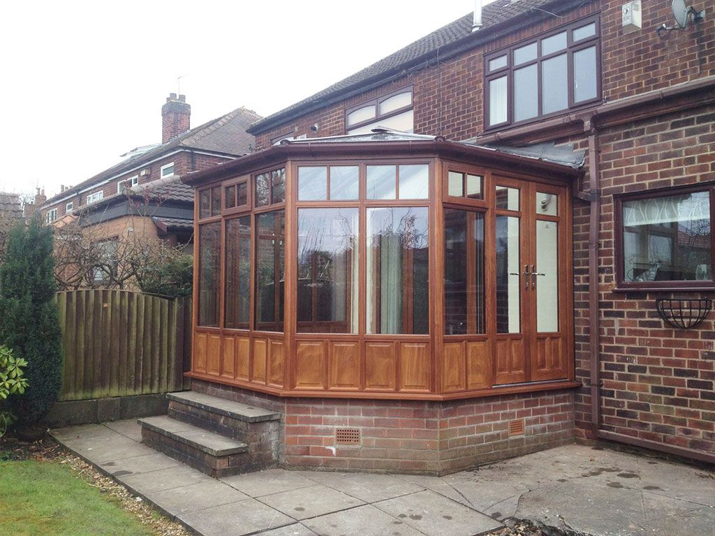 Timber Conservatories In Cheshire Reddish Joinery Timber Conservatory Design Roof Lantern