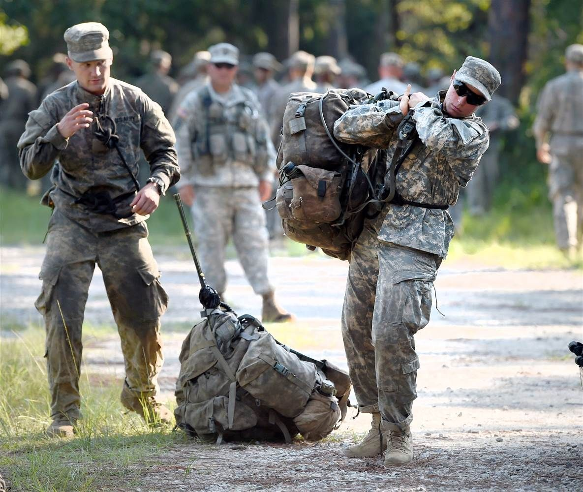 Two Women Make History by Passing Army's Elite Ranger