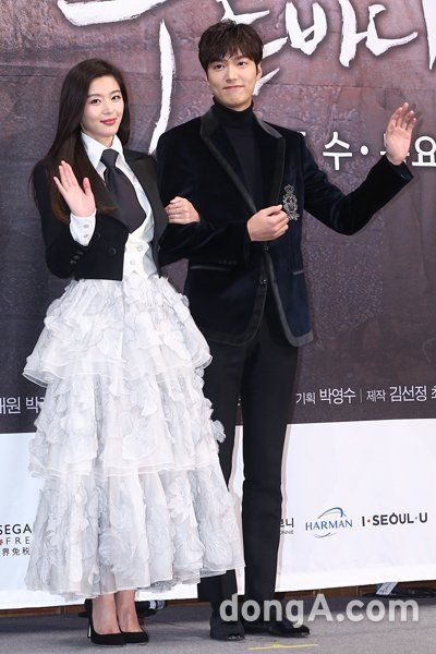 Jun Ji Hyun And Lee Min Ho Come In 1st And 2nd In Actor Branding