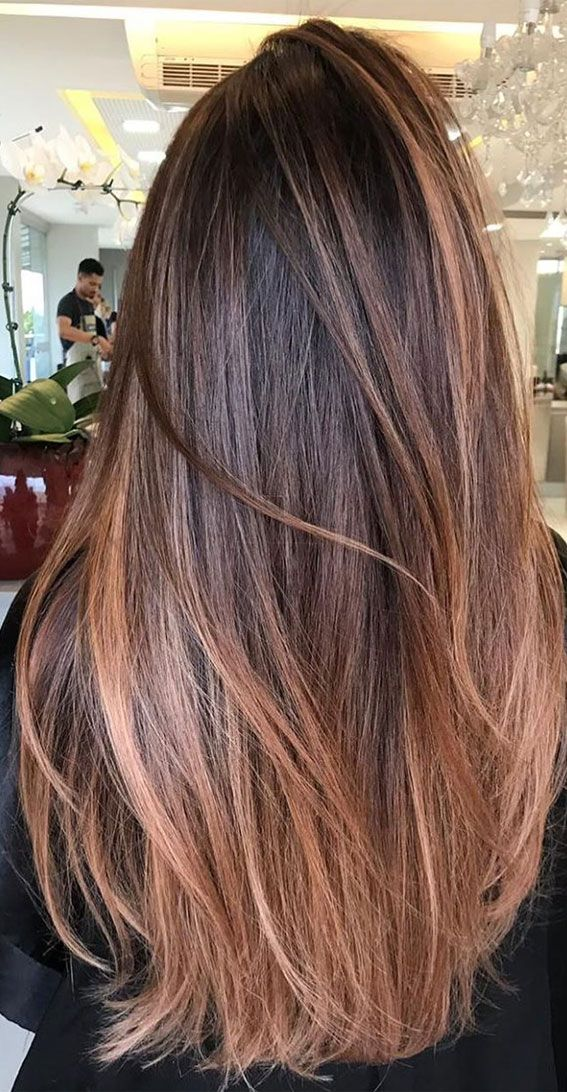 22+ Chestnut brown hair color with blonde highlights ideas in 2021