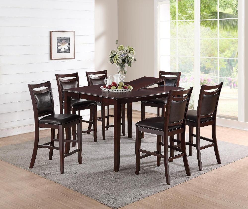 P2238 Table Contemporary Dining Sets Counter Height Dining Sets Dining Table