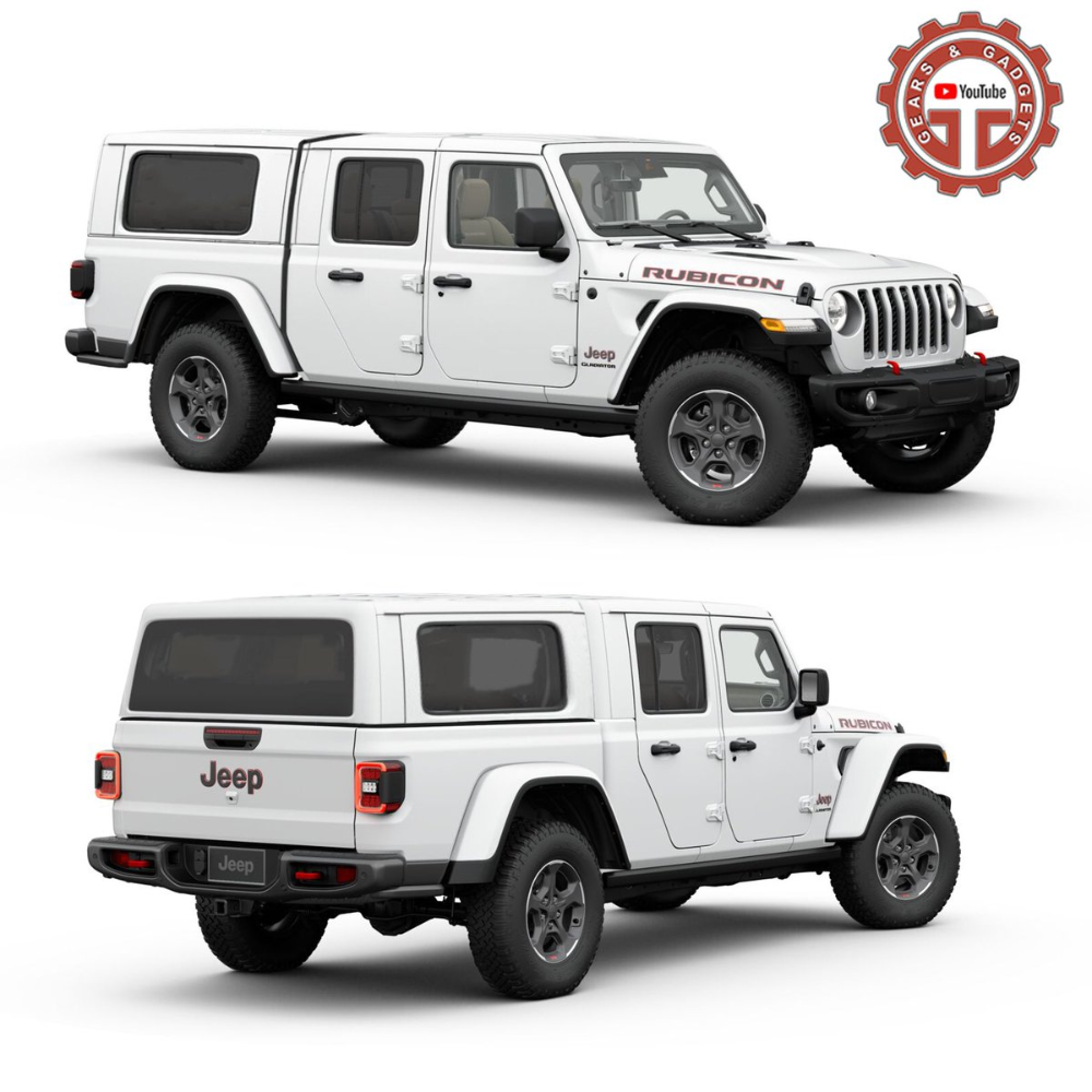 Gears And Gadgets On Twitter Jeep Gladiator Vintage Campers Trailers Jeep Accessories
