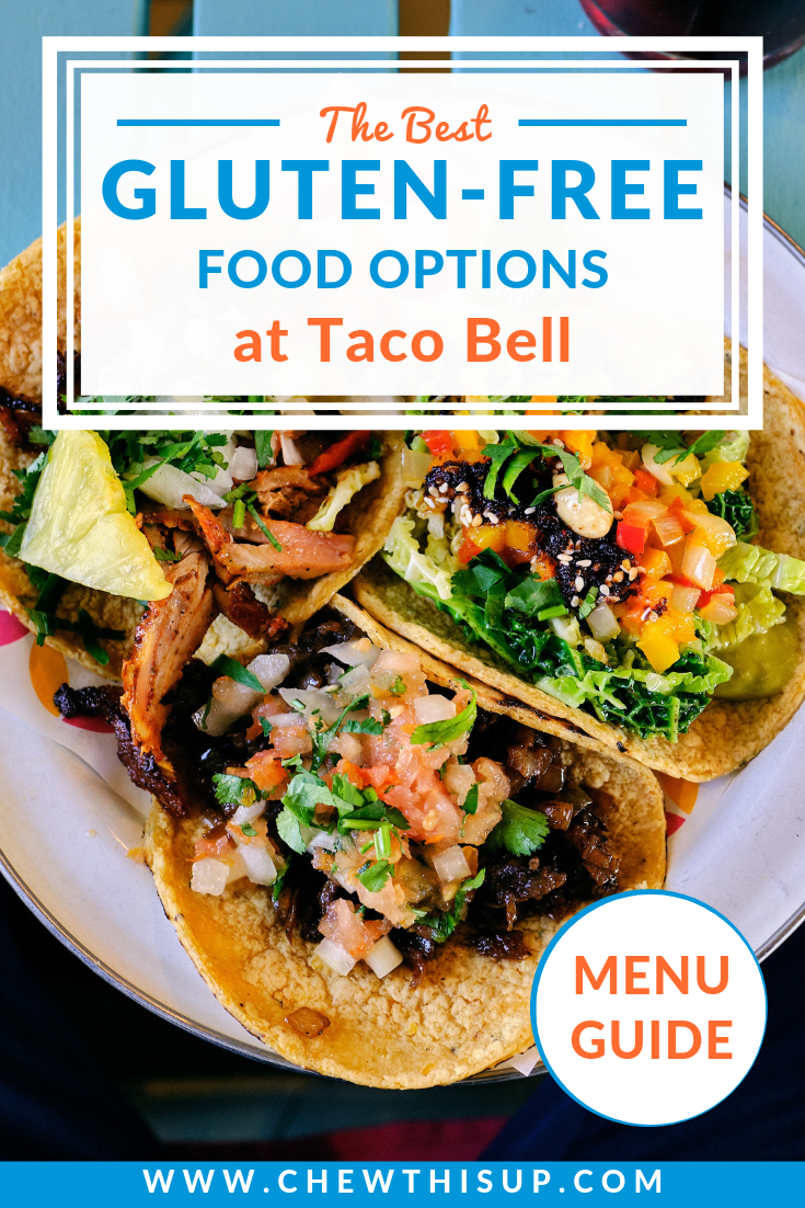 Low Calorie Taco Bell Menu Items Healthy Fast Food Options Healthy Fast Food Choices Fast Healthy Meals