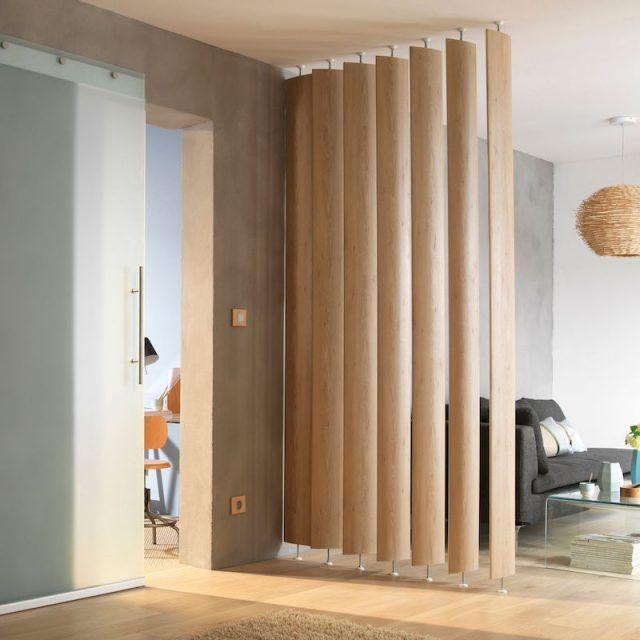cloison amovible et s parateur de pi ce ajour en 15 id es attrayantes extensions and doors. Black Bedroom Furniture Sets. Home Design Ideas