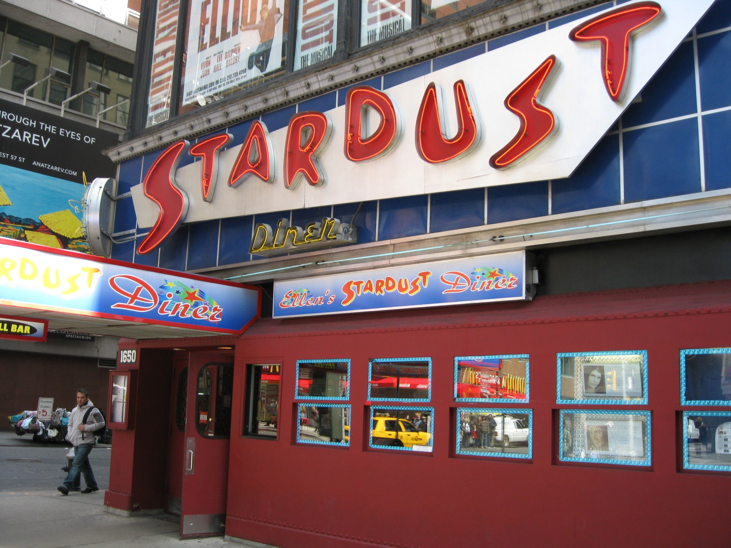 Stardust Diner  NYC