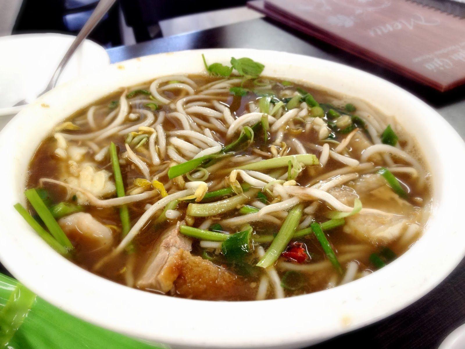 Bun Rach Gia Vietnamese Noodles House Springvale
