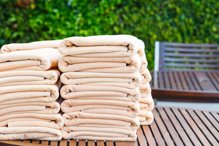 How outsourcing your laundry can benefit your business.