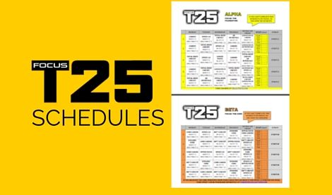 where can i download t25 workout for free