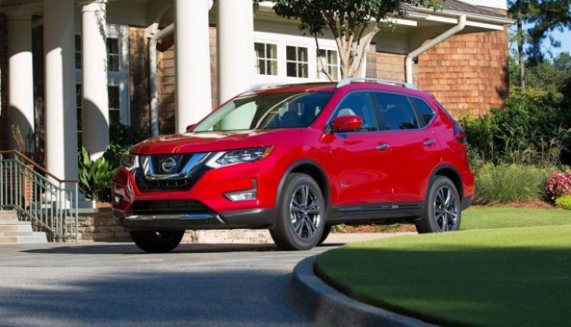New 2020 Nissan Rogue Hybrid Won T Depart From The Regular Model That Means The Dimensions And The Shape Will Remain The Sam Nissan Rogue Hybrid Trucks Nissan