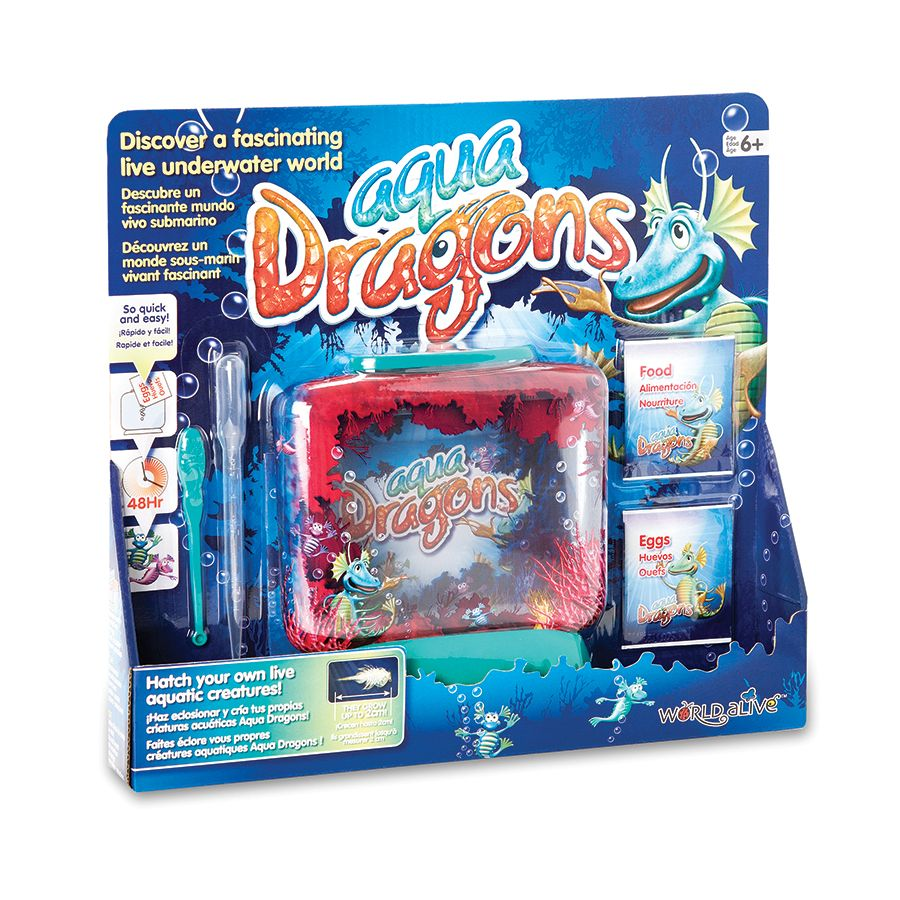 Aqua Dragons Underwater World Toys R Us Australia (With
