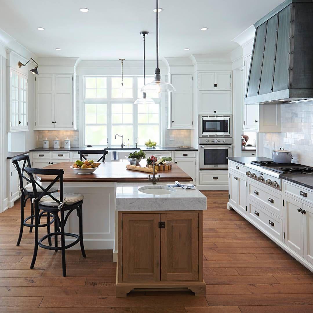 Pin by Reina Boyson on kitchens Coastal farmhouse