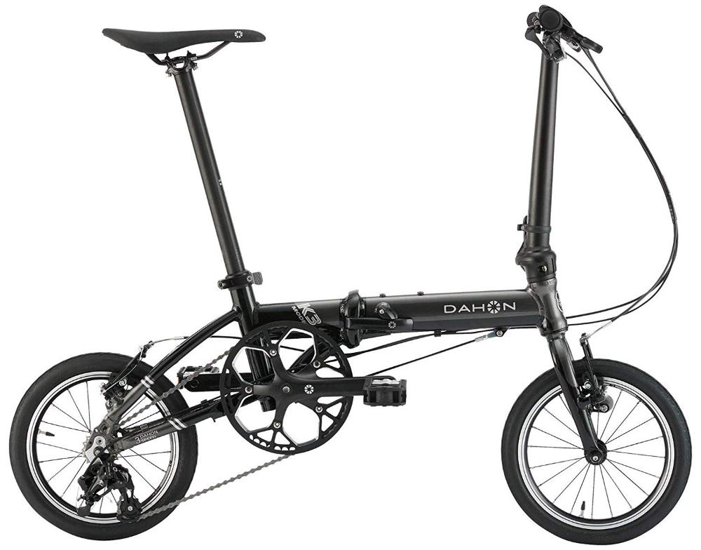 Amazon ダホン Dahon 2020年モデル K3 3段変速 折りたたみ自転車 20k3gmbk00 ガンメタル ブラック ダホン Dahon 折りたたみ自転車 ダホン 自転車 折りたたみ自転車
