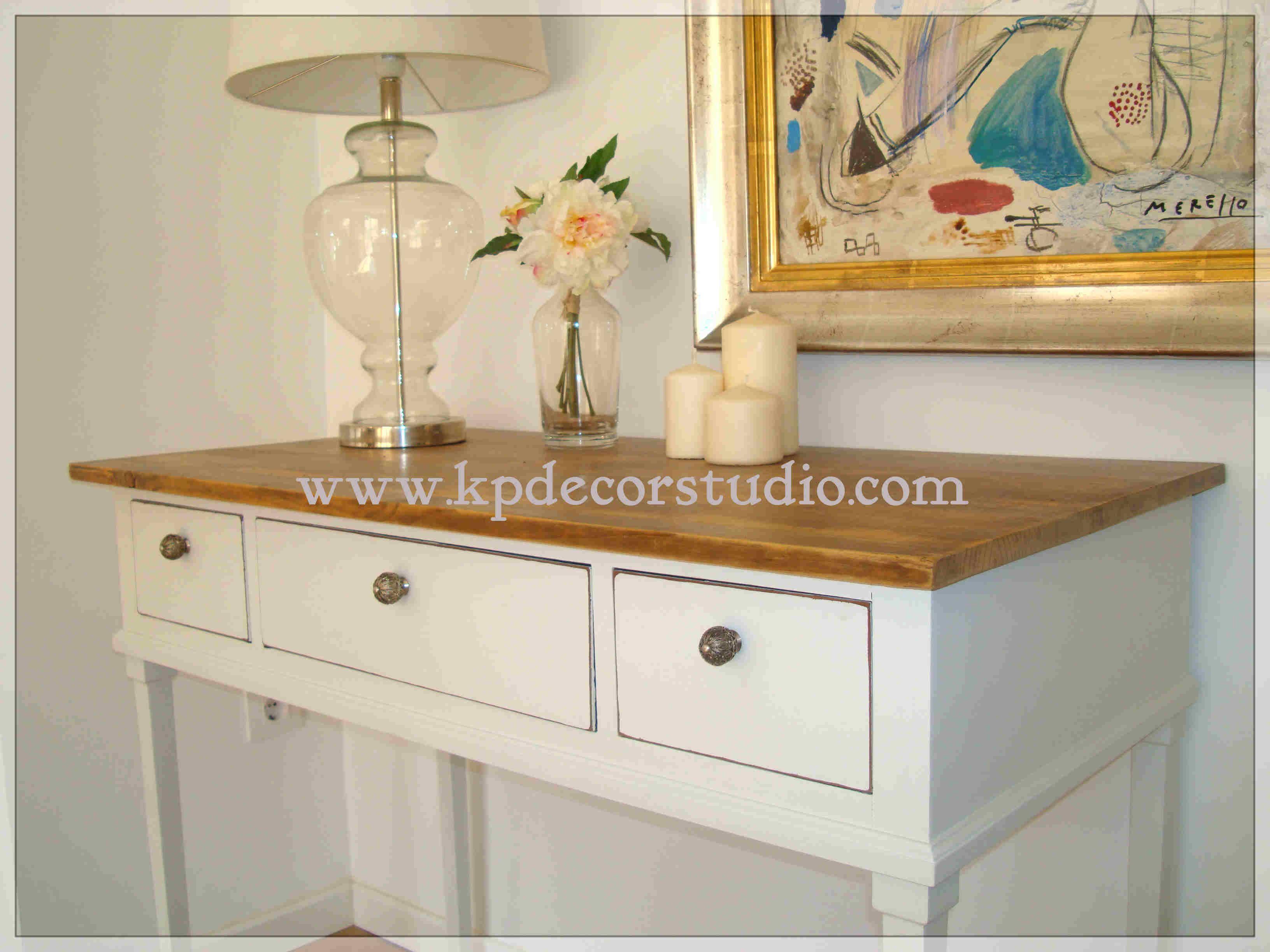 Kpdecorstudio venta y restauraci n de muebles decoracion - Muebles decoracion vintage ...