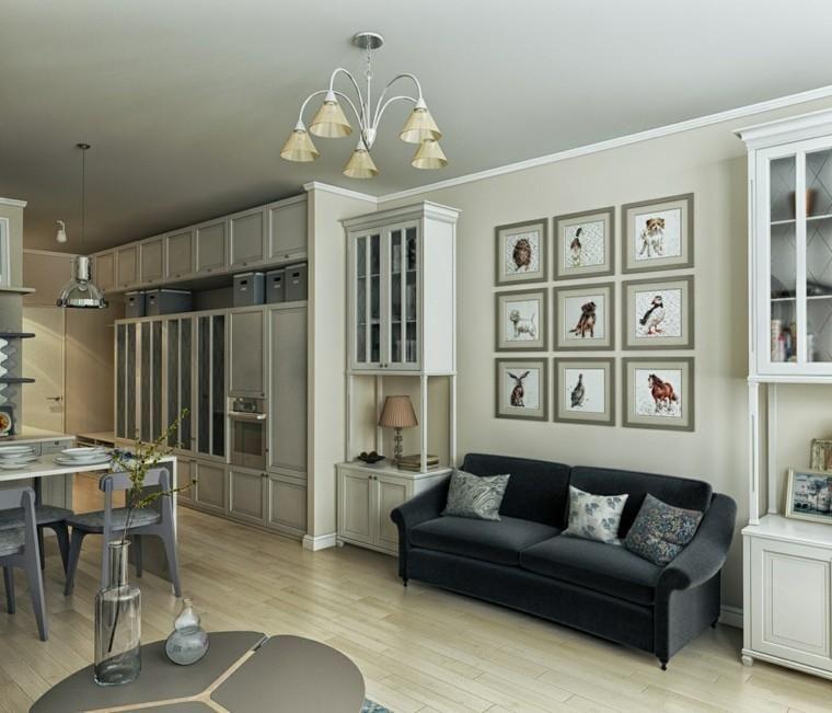 Kleine Räume zu dekorieren ist mit diesen Ideen sehr einfach - wohnzimmer ideen für kleine räume