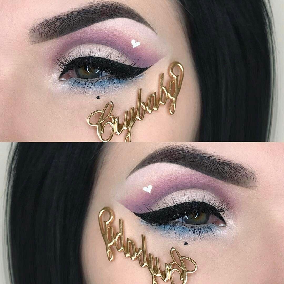 Pinterest IIIannaIII 🌹 Pastel goth makeup, Goth makeup