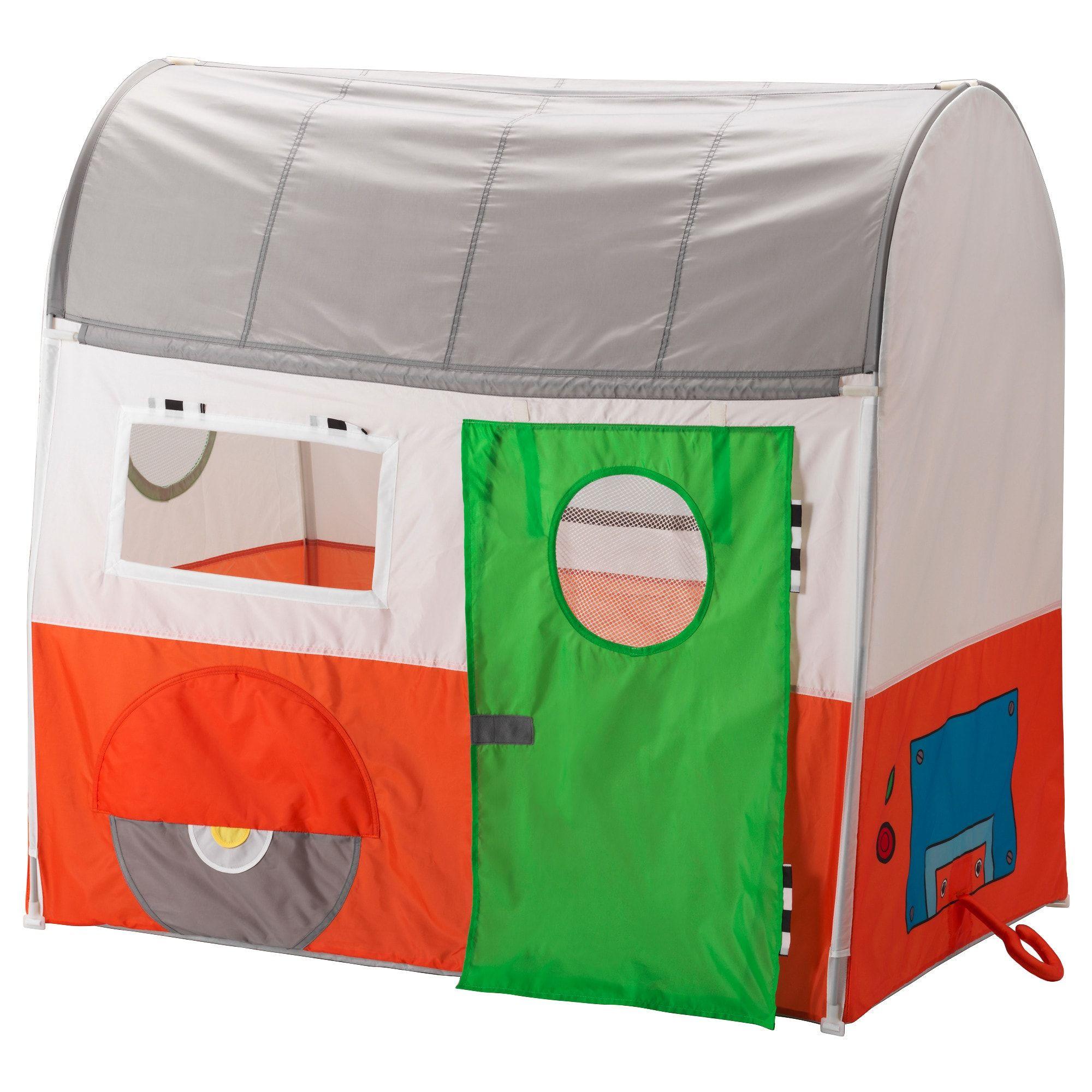 Hemmahos Children S Tent Caravan With Images Childrens Tent Tent Kids Tents