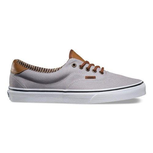 Vans Zapatos Era 59 CL Silver SconceStripe Denim  Vans Espaa Tienda