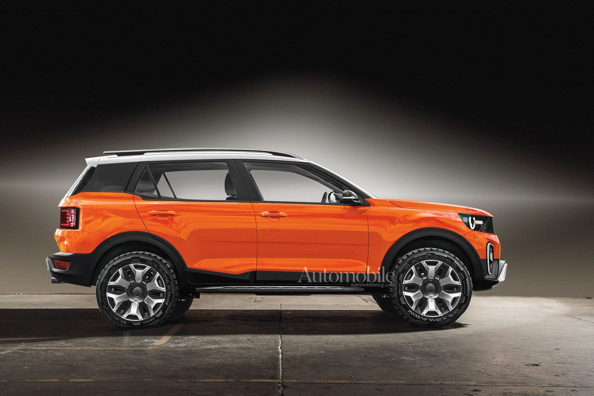 2020 Ford Adventurer Baby Bronco Everything We Know Automobile Magazine Ford Bronco Bronco Sports Bronco