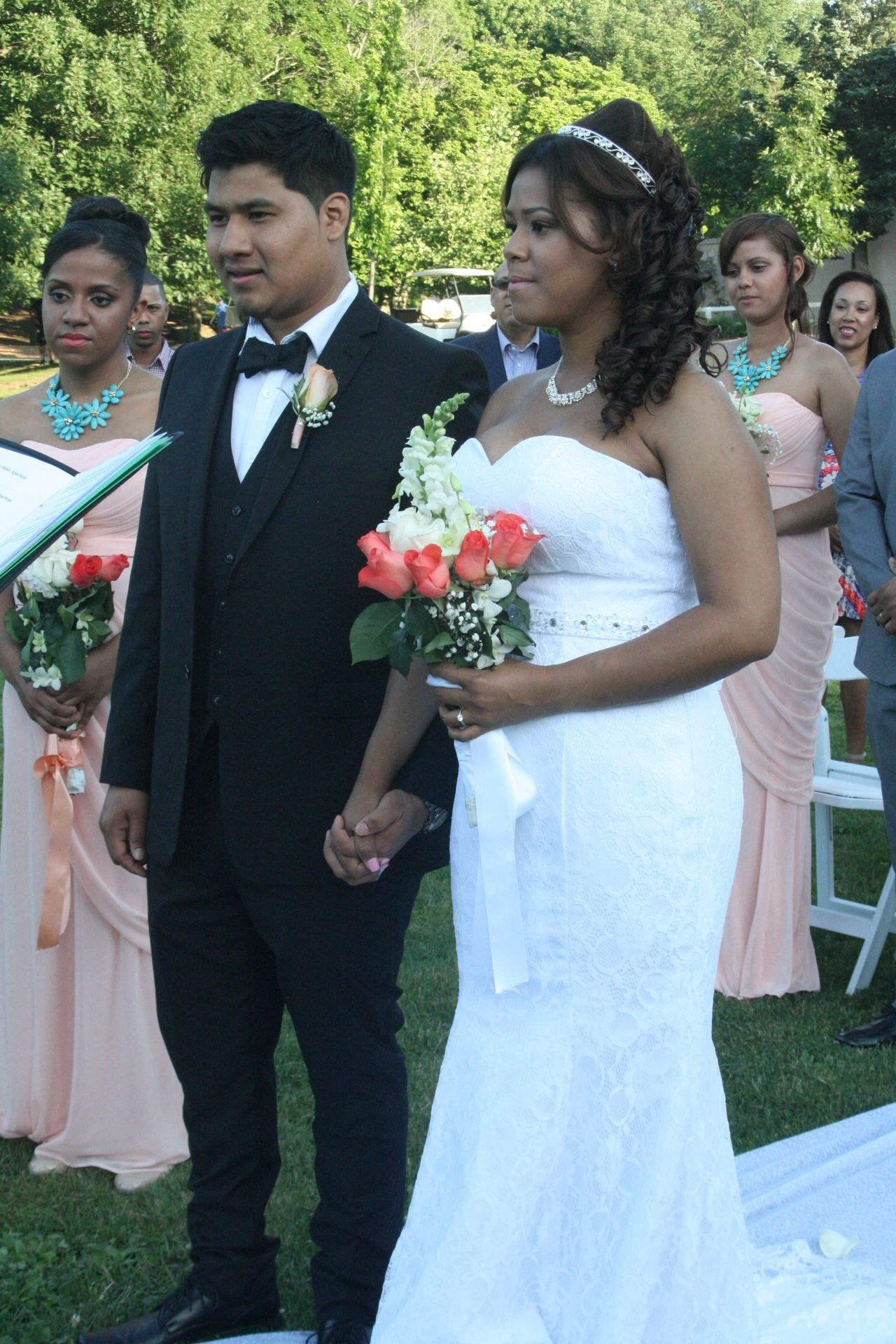 NonDenominational Bilingual Wedding Officiant in New York