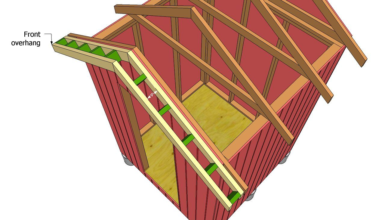 Gable Shed Roof Plans Art Shed Roof Plan Shed Roof