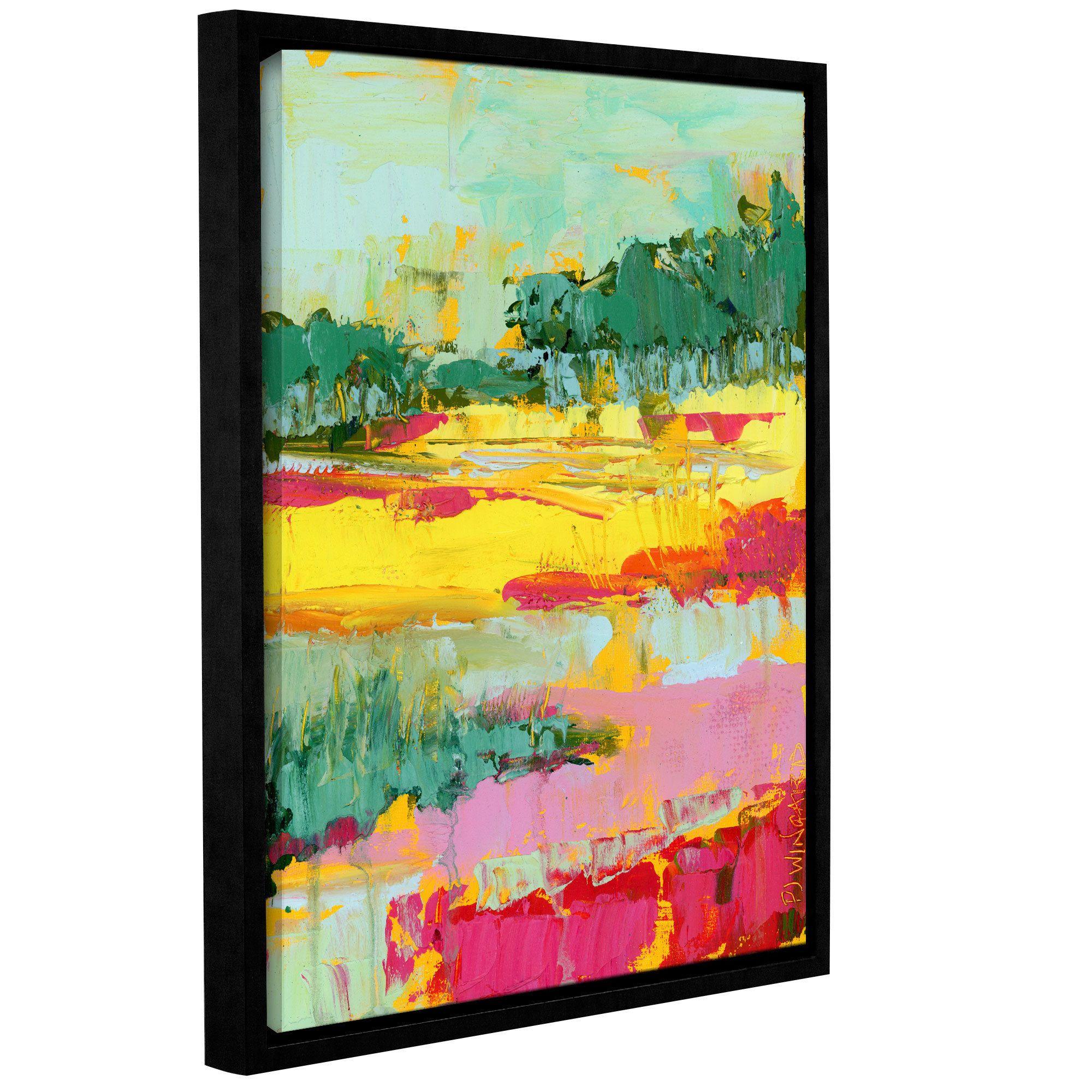 ArtWall Pamela J. Wingard's 'Abstract