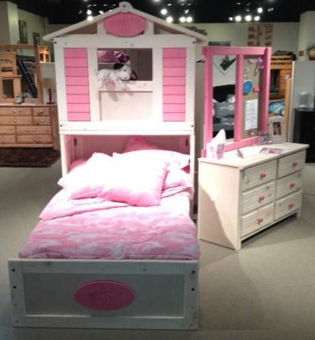 Ordinaire Furniture · Girls Secret Clubhouse At Totally Kids ...