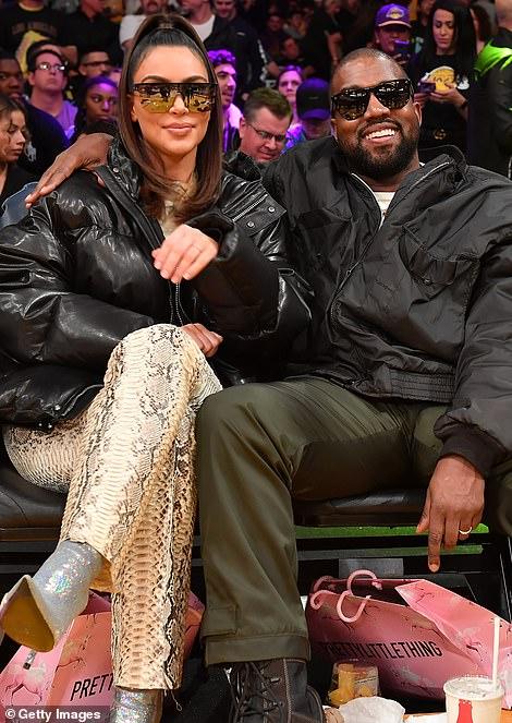 Kim Kardashian And Kanye West Head To Staples To Watch Khloe Ex Play Kim Kardashian And Kanye West Head In 2020 Kim Kardashian And Kanye Kim Kardashian Kardashian