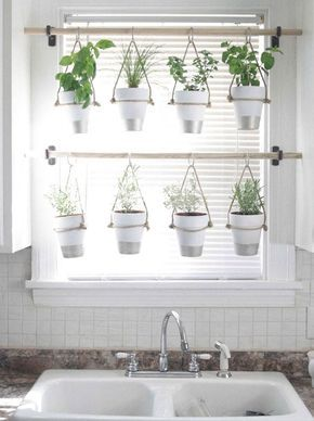 Kitchen window decoration ideas – Mobelde.com  – Küche