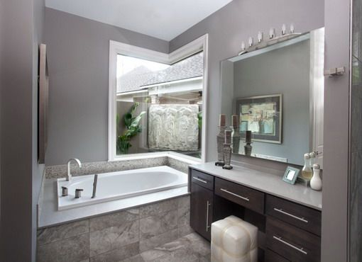 Bathroom Paint Ideas Gray Magnificent Appealing Gray And Brown Bathroom Color Ideas Gallery  Best Idea Review
