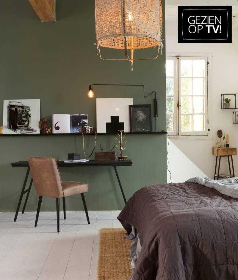 Decoratie Muur Woonkamer.Groene Muur Inspiratie Pinterest Koel Van Groene Muur