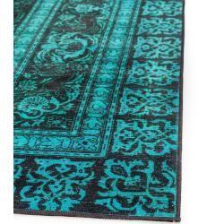 Photo of benuta Trends Teppich mit Print Siljan Türkis 200×300 cm – Vintage Teppich im Used-Lookbenuta.de