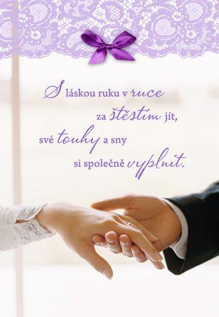 blahopřání k svatbě obrázky S láskou ruku v ruce   přání k svatbě | blahopřání | Pinterest blahopřání k svatbě obrázky